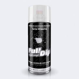 Full Dip Matt fehér spray csomag ( 4db ) (új)