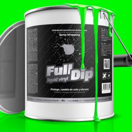 Full Dip matt Monster Green 4 liter (új)