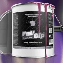 Full Dip Lila pigment 250ml  (új)