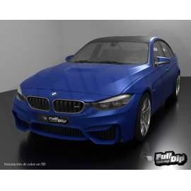 Full Dip Electrik Blue pigment 75g (új)