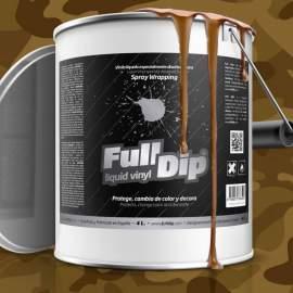 Full Dip Militari Barna pigment 250ml (új)