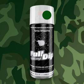 Full Dip matt Military zöld spray (új)