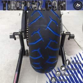 Tire Penz Gumi festőtoll Cobalt kék  (új)