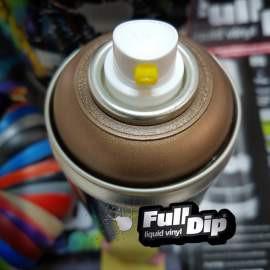 Full Dip spray Mogyoró barna Pearl (új)