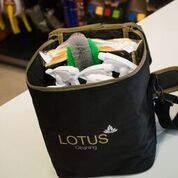 LOTUS Cleaning autós tároló táska