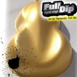 Full Dip Arany Gyöngyház Metál spray  (új)