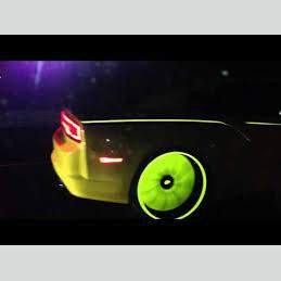 Plasti Dip Glow Zöld Fluoreszkáló spray (új)