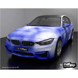 Full Dip Thermo színválltó spray Kék