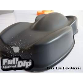 Full Dip matt Fegyverszürke (Gun metal) spray 400ml