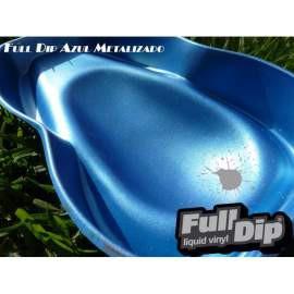 Full Dip Blue metal spray 400ml