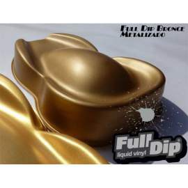 Full Dip Bronz metál spray 400ml