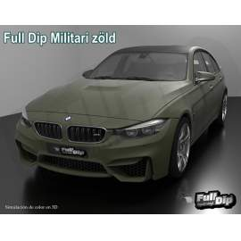 Full Dip Militari zöld pigment 250ml (új)
