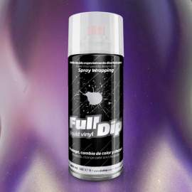 Full Dip matt Lila spray  (új)