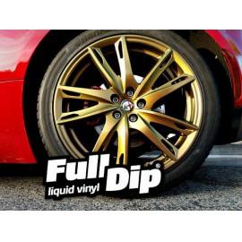 Full Dip spray Arany ( Solar Gold ) Metál