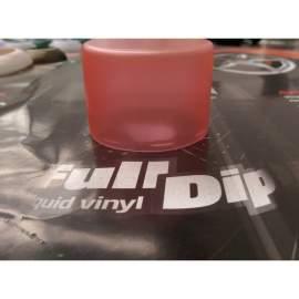 Full Dip Füst effekt ( lámpa festék ) piros spray 400ml