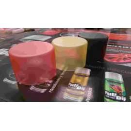 Full Dip Füst effekt ( lámpa festék ) piros spray (új)