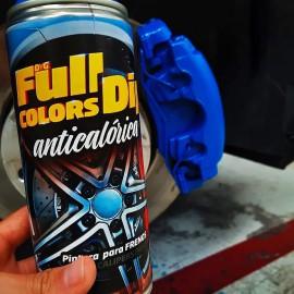 Full COLORS Akril féknyereg spray Hőálló 600C° Kék 400ml