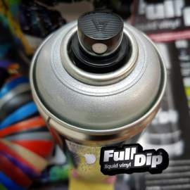 Full COLORS Akril féknyereg spray Hőálló 600C° Aluminium metál 400ml