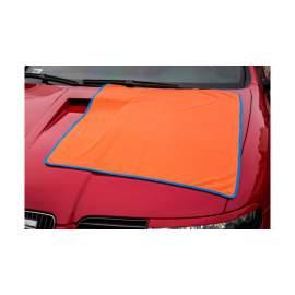LOTUS Prémium Drying towel (egyoldalú karcmentes autó törölköző) Narancs