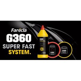 Farecla G360 szuper gyors polírpaszta szett 1 kg