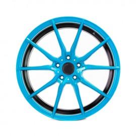 SUPERWRAP SANTORINI BLUE Fényes spray 400ml